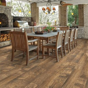 lavish dining area | Total Flooring Source