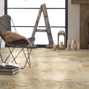 Shaw Zenith Brown Tile | Total Flooring Source