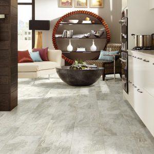 Shaw Zenith Grey Tile | Total Flooring Source
