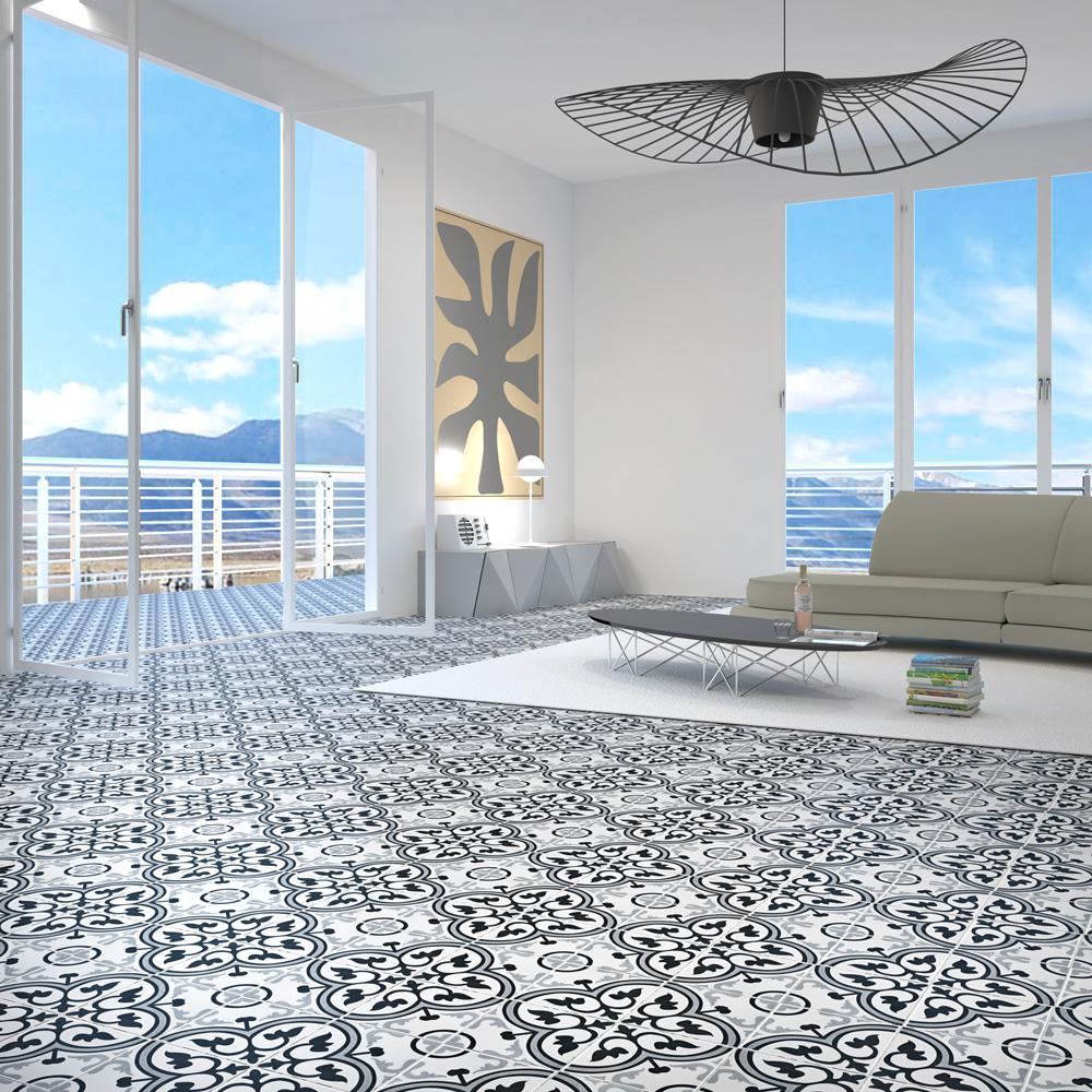 Black & White Tile | Total Flooring Source