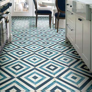 Shaw Blue Daze Tile | Total Flooring Source